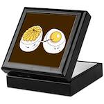 Deviled Eggs Keepsake Box