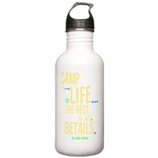 Camp-Is-Life_reverse Water Bottle