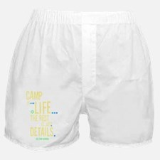 Camp-Is-Life_reverse Boxer Shorts