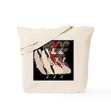 OuiOuiOuiTile3 Tote Bag