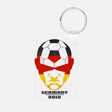 Soccer2010 -Germany 1cl Keychains