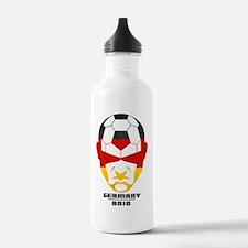 Soccer2010 -Germany 1c Water Bottle
