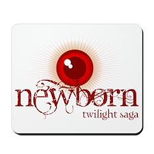 Twilight Newborn Mousepad