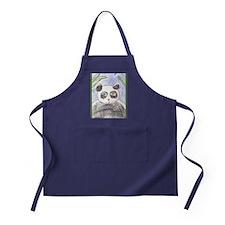 panda Apron (dark)