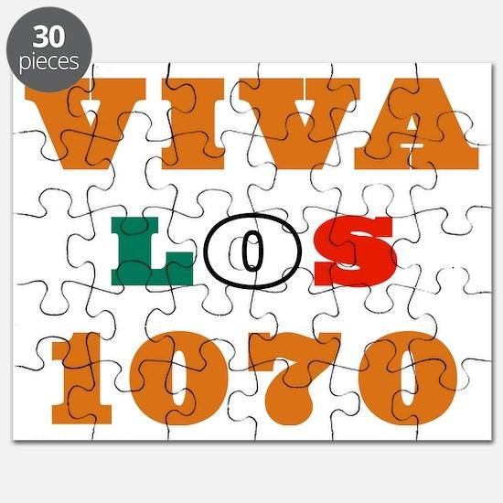 VivaLos1070-Dark1 Puzzle