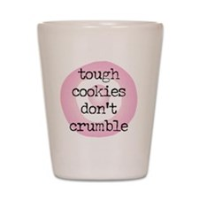 dont~crumble Shot Glass