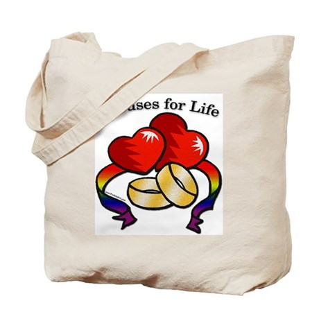Spouses for Life Tote Bag
