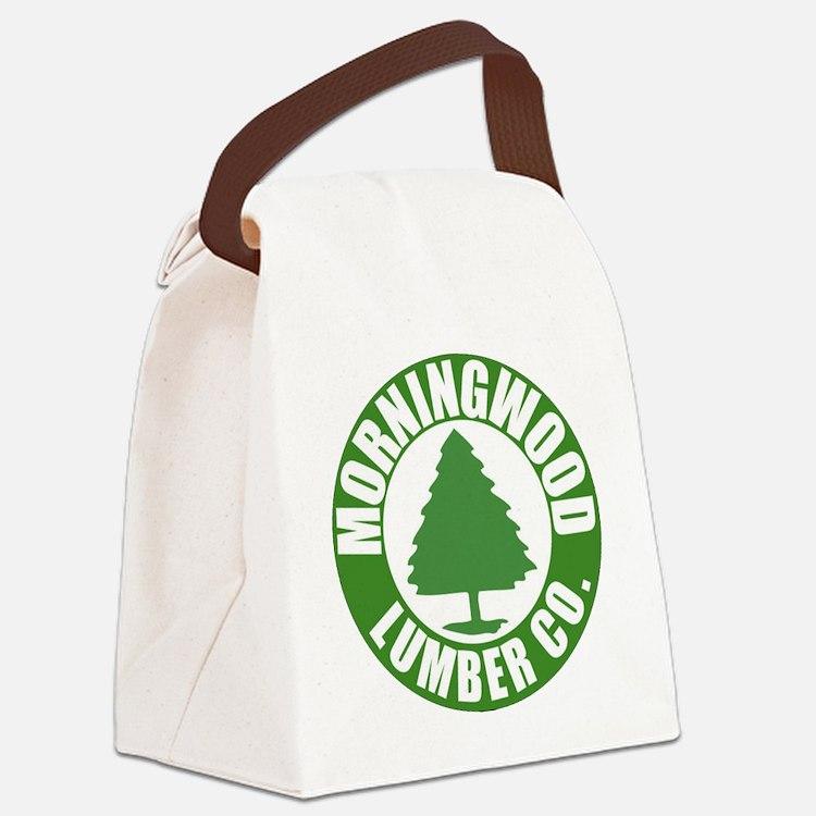 MorningWood Canvas Lunch Bag