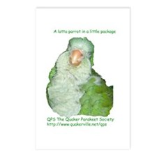 Baby Quaker Postcards (Package of 8)