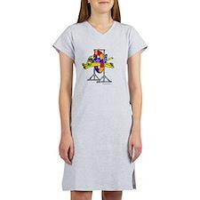 SuperDoggieTire copy Women's Nightshirt