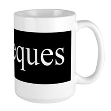 IloveViequesbumper-sticker-black Mug
