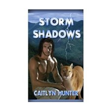 Storm Shadows greeting card Decal