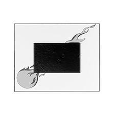 fireball21white Picture Frame
