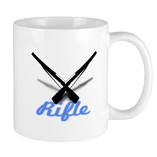 Light Blue Rifles Mug
