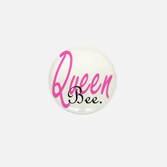 queenb Mini Button