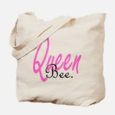 queenb Tote Bag