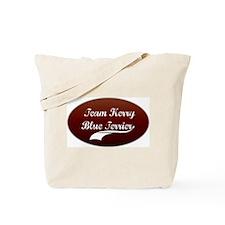 Team Terrier Tote Bag