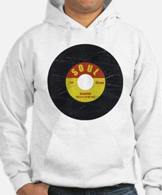 Soul Record - Scratch Texture -  Hoodie