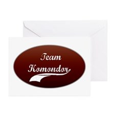 Team Komondor Greeting Cards (Pk of 10)