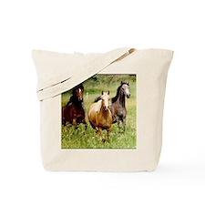 3-horses Tote Bag