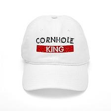 cornholeking Baseball Cap