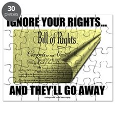 Ignore Your Rights (Progressive) Puzzle