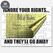 Ignore Your Rights (Progressive) Puzzle