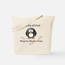 Eat Lots Of Fish Tote Bag
