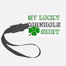 luckycornhole Luggage Tag