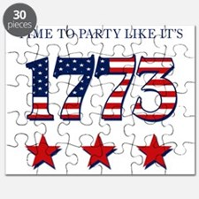 time to party like its 1773 Puzzle