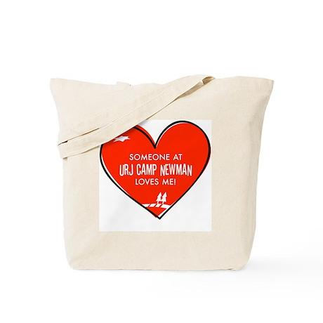 Someone-Love-Me Tote Bag