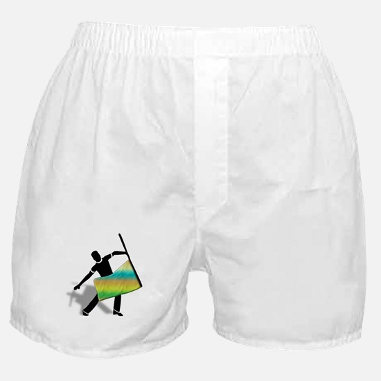 Cute Colorguard Boxer Shorts