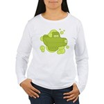 Submarine Women's Long Sleeve T-Shirt