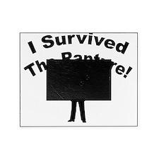 I Survived The Rapture Picture Frame