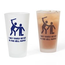 Beating [Converted] Drinking Glass