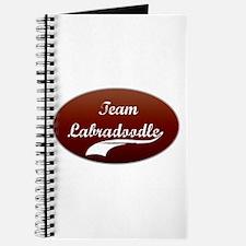 Team Labradoodle Journal
