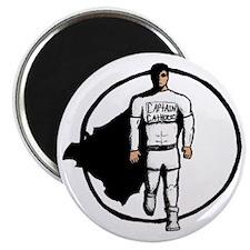 Tyler Smarr - Captain Catholic Comic Book D Magnet