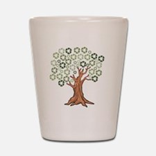 fulltree Shot Glass