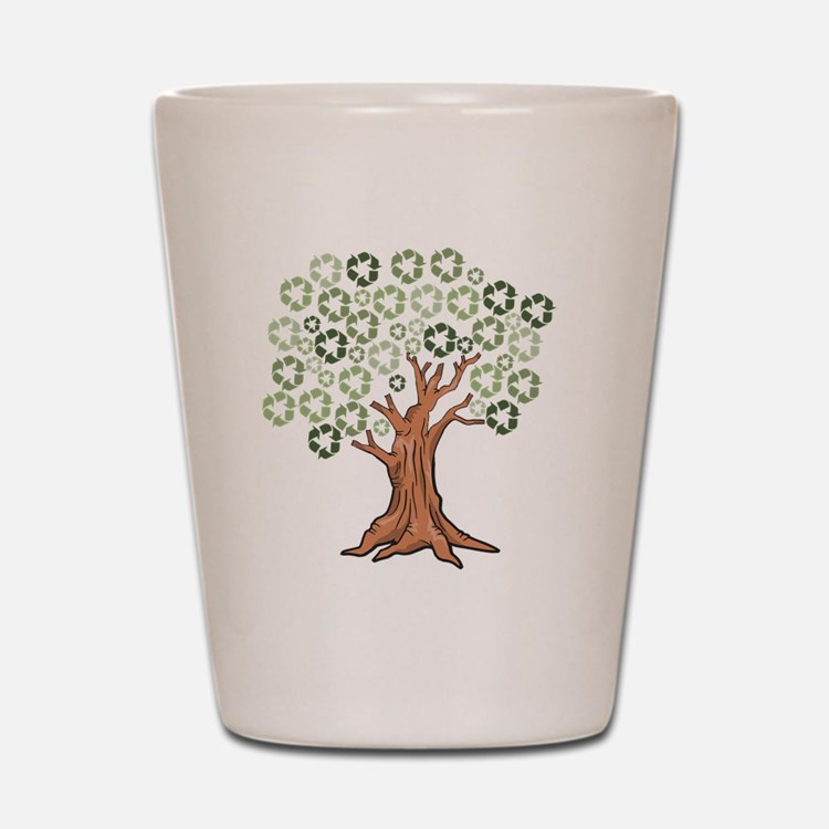 fulltree Shot Glass