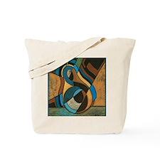 GeoCubistPear for DiegoShirt Tote Bag