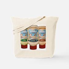 Bottles_3Flavors Tote Bag