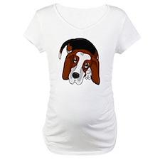 Cute Basset Hound Puppy Shirt