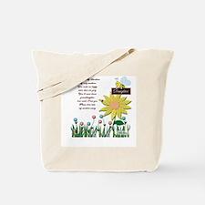 Keepsake Box for Daughter Tote Bag