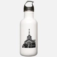 eiffel tower 2 copy Water Bottle