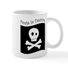 Pirate In Training Mugs