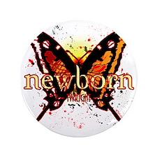 "twilight newborn butterfly 2 copy 3.5"" Button"