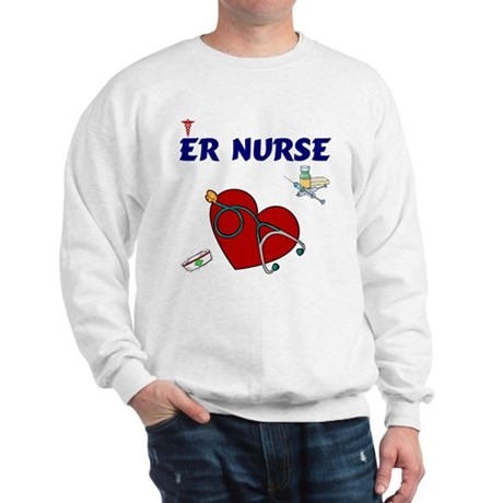 ER Nurse Sweatshirt