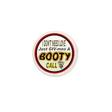 500BOO-T-CALL-TSHIRT Mini Button