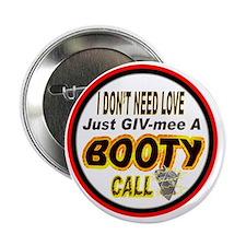 """500BOO-T-CALL-TSHIRT 2.25"""" Button"""