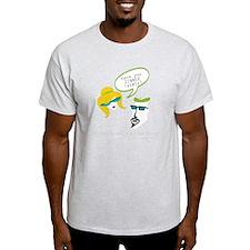ZinLately_0410blk T-Shirt